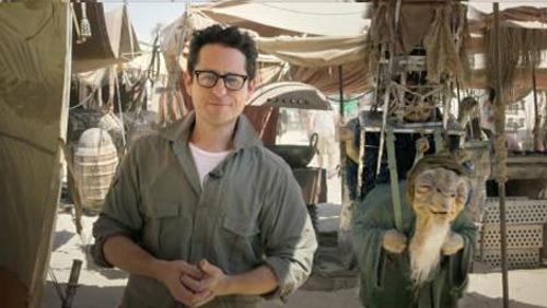 First Star Wars: Episode VII set video features cool new alien
