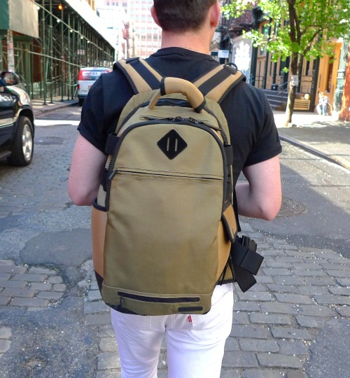 BOULDER PACK (2.0) BY LEXDRAY Premium bag maker Lexdray focuses on creating quality high-end products with a serious attention to detail. Their whole line of products is innovative and functional, beyond that of the typical bag, and their list of attributes reads like that of an automobile. The Boulder Pack (2.0) is made with weather-resistant 1690D ballistic nylon and military grade hardware. The handle and shoulder straps are padded with neoprene and the computer compartment is lined with the softest fleece. This bag is the toughest, most comfortable, most well constructed bag we've ever seen and only 300 of them were made. Check out the full line of Lexdray bags and get your Boulder pack HERE.