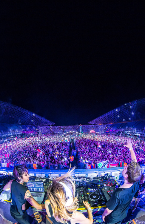 party music Concert DJ rave festival EDM umf plur krewella ULTRA ultra music festival Rain Man rukes Yasmine Yousaf Jahan Yousaf Krewlife getwet