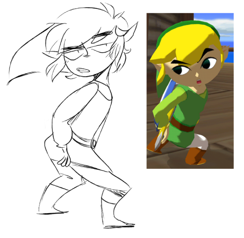 basedhylia:  wind waker link is the sassiest link please dont take this away from me