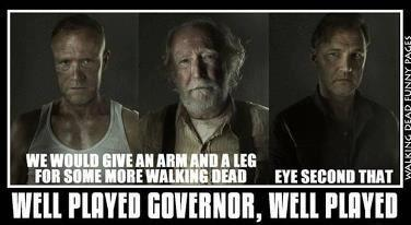 walkingdeadpictures:  What Would You Give For More Walking Dead?