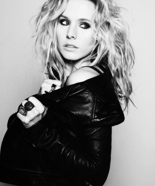 kristen bell for asos magazine