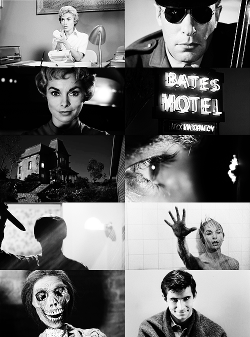 "vintagegal:    ""We all go a little mad sometimes. Haven't you?"" Psycho (1960)"
