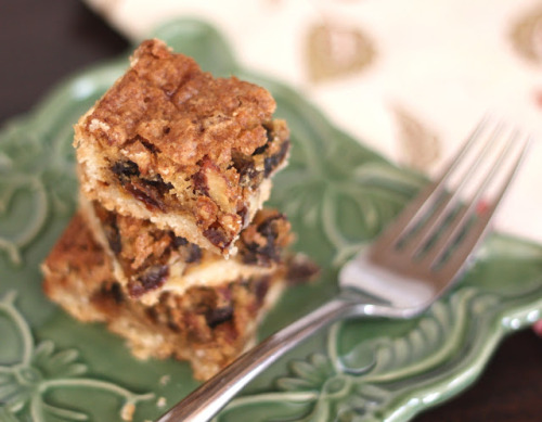 Butter Tart Squares - Gluten Free or Not