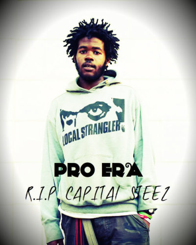 followmyink:  REST IN PARADISE CAPITAL STEEZ!