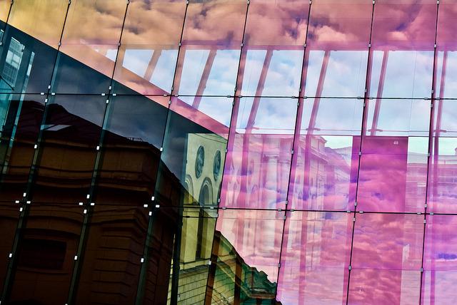 Reflexions on Flickr.