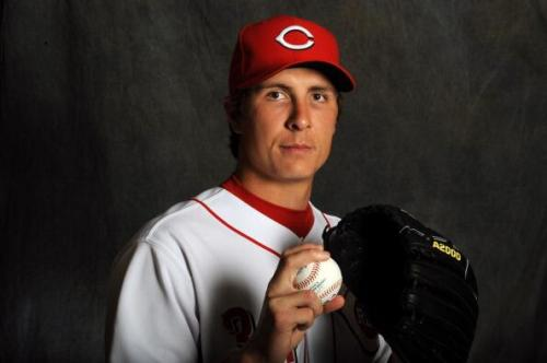 Happy birthday, Homer Bailey!