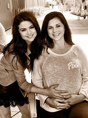 """I have the best momma in the world :)) I love you so much!""  - Selena Gomez, who will become a big sister later this year, on Twitter"
