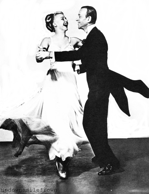 updownsmilefrown:  Ginger Rogers and Fred Astaire in The Barkleys of Broadway (1949)