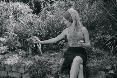 literarydogs:  Brigitte Bardot has always loved dogs.
