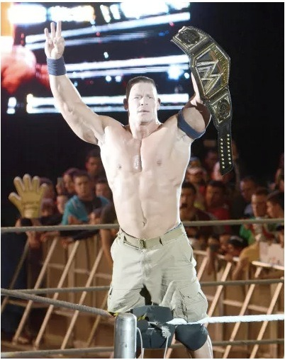 Happy Birthday to John Cena! The big man turns 36 today!