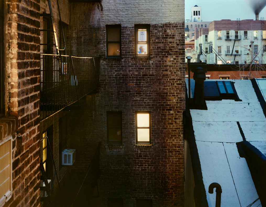 abstraire:  Gail Albert Halaban - Out My Window