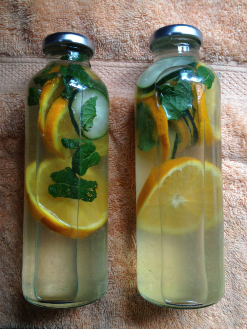 lunebrille:  Detox water is so good.