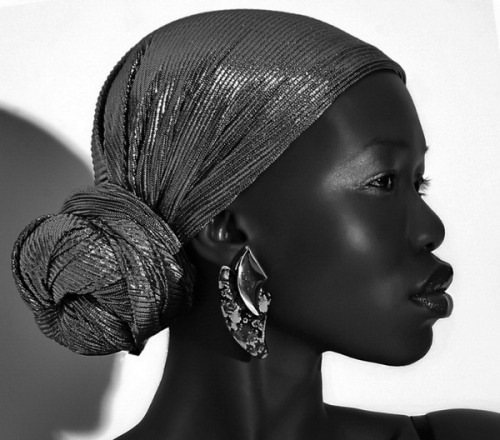 Mari Agory by Phillip Ritchie via okayafrica