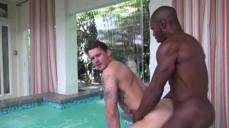Tate Ryder gets wrecked in all possible positions by a BBC
