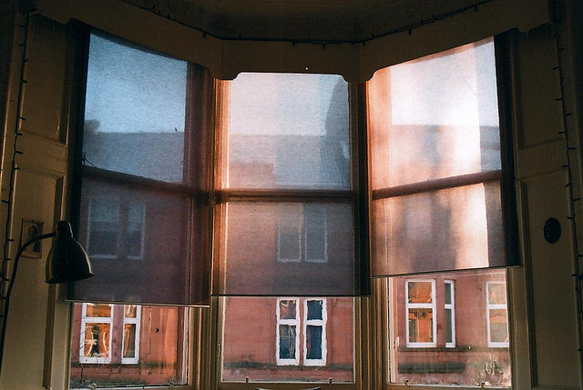 almostlikeadream:  Blinds by Cluness on Flickr.