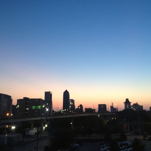 Jax sunset (at Best of Jacksonville)