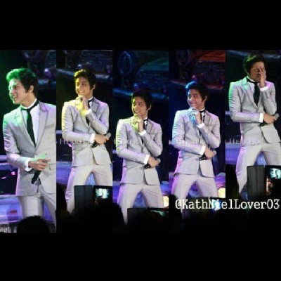 "Gentleman @agentyellow :""> (at SMART Araneta Coliseum)"