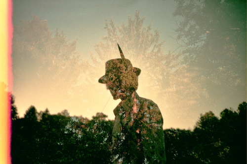 Double Exposure Photos by Robert Moses Joyce