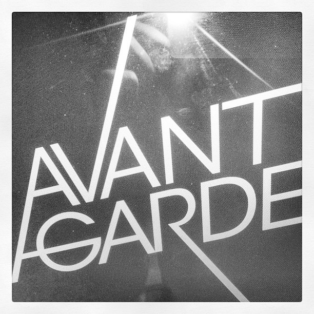 Graphic #design session! #avantgarde