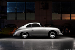 1956 Porsche 356A / Total 911 Magazine by jeremycliff on Flickr.