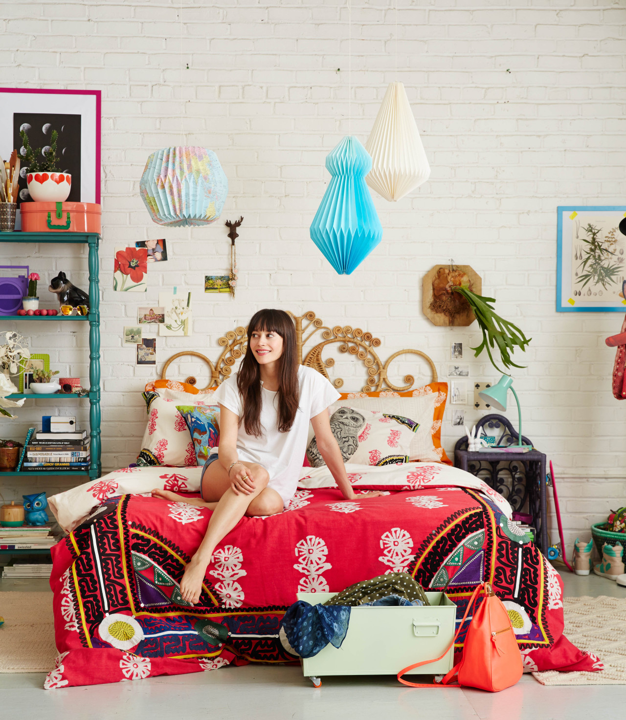 urbanoutfitters:  Summer Home Lookbook: Bed Karma