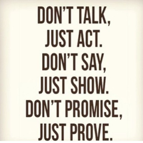 Promises don't mean anything to me anymore.