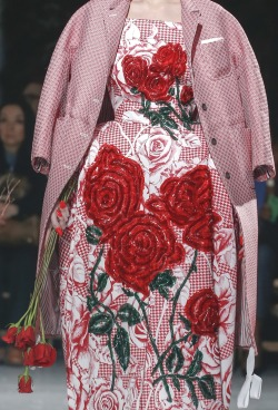 Thom Browne Fall 2013 Runway Details