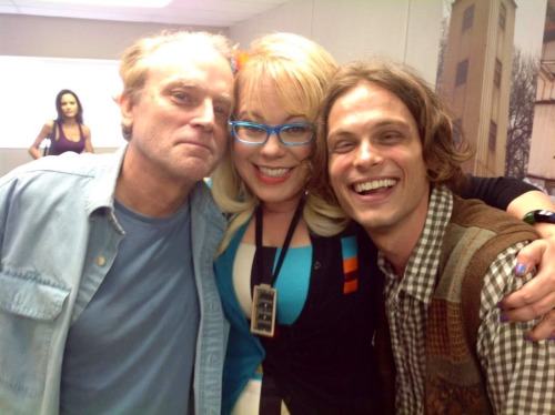 ssamorgansgirl:  Via @Vangsness; Sharing picture from the table read of @GUBLERNATION last directed show since I have been in a cave & am feeling give-y!