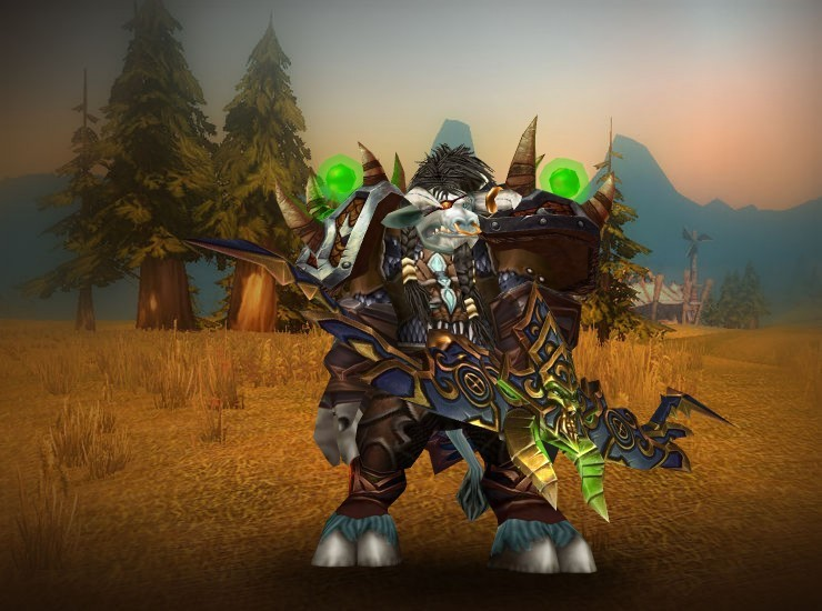 Loremaster Tonix Male Tauren Hunter US Antonidas [Malefactor's Eyepatch] [Mantle of the Golden Forest] [Legbreaker Greatcloak] [Ranger-General's Chestguard] [Stonemaw Armguards] [Cormorant Gloves] [Gronnstalker's Belt] [Demon Stalker Greaves] [Gronnstalker's Boots]