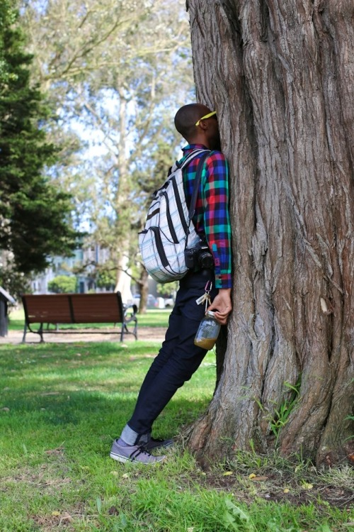 humansofnewyork:  Seen in Golden Gate Park