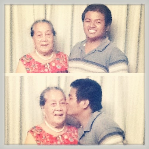 To the best grandmother in the world, Happy 85th Birthday, Mommy! 🎊 I love you! ❤