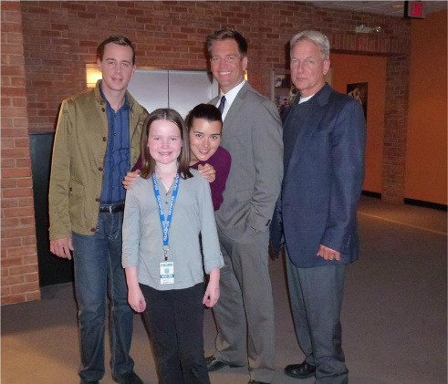 kwnstarwishes:  (via Kasey's NCIS Dreams Come True! » Celebrity Wishes Changing Lives)  awwww so sweet!