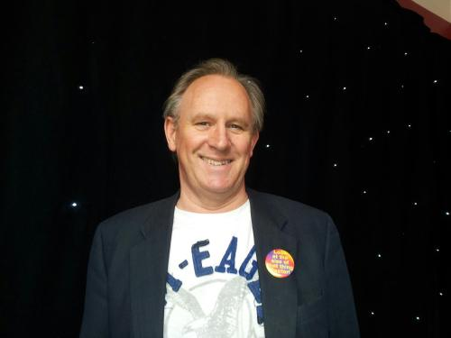 Interview with 'Doctor Who' star Peter Davison: Independent.co.uk Lovely interview with Fifth Doctor Peter Davison on taking the role, what he thinks of Doctor Who now, and who came up with the celery. Update: link fixed.