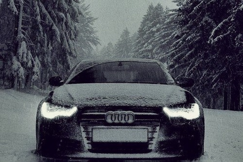 Audi RS4 via THIS GUY
