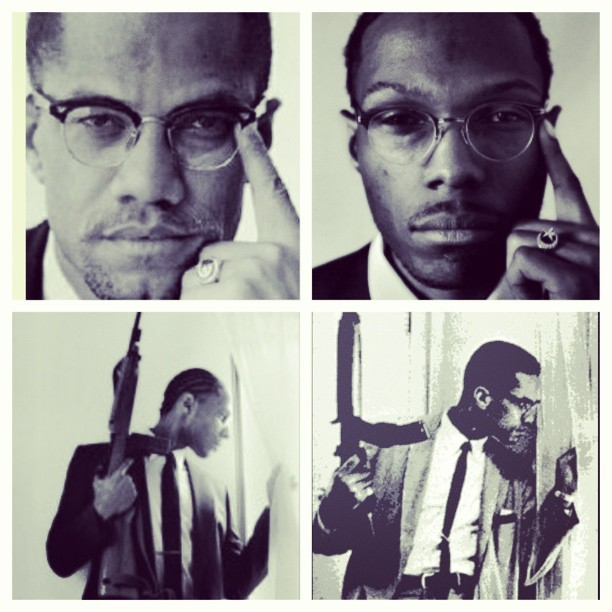 muhamadh:  RIP to the grand son of the great Malcolm X. Malcolm Shabazz was murdered today in Mexico. He got robbed shot and then thrown off of a building may Allah grant him peace and blessings to him and his family in heaven #GreatLoss #MalcolmX #Shabazz #Shia #muslim #islam #Assassination #Mexico