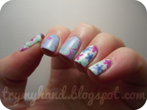 YOU GUYS !!!!! I finally managed to do some water marbling ! Oh happy days ! Read more here !