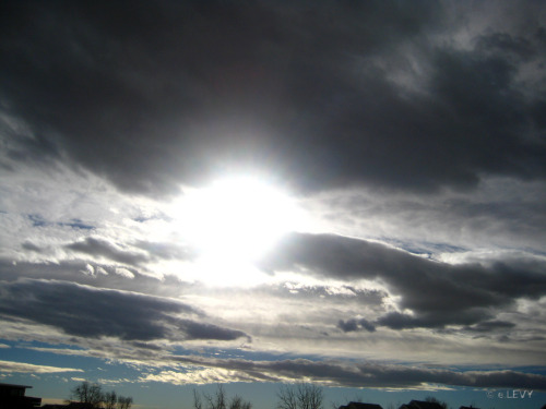 """You are the sky. Everything else - it's just the weather.""(Pema Chodron)-ella"
