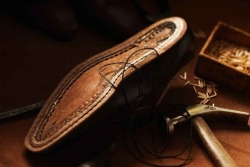 paulparkman:  Paul Parkman Handmade Shoes For Men
