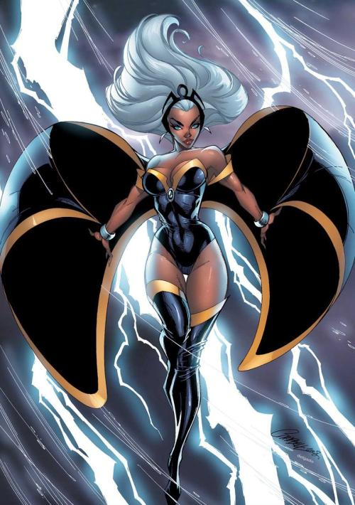 Storm by J. Scott Campbell.
