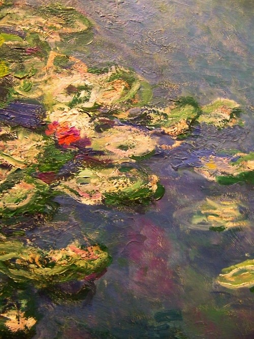 showslow:  Claude Monet