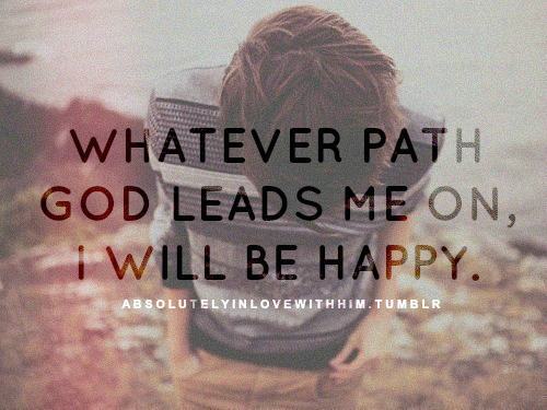 absolutelyinlovewithhim:  You make known to me the path of life; you will fill me with joy in your presence, with eternal pleasures at your right. ~ Psalm 16:11