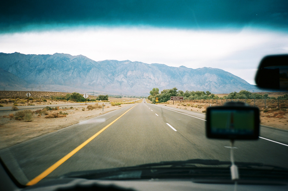 radventurers:  driving north CHIP MOONEY