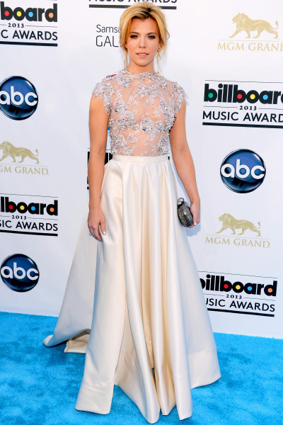 Kimberly Perry in Mark Zunino Couture