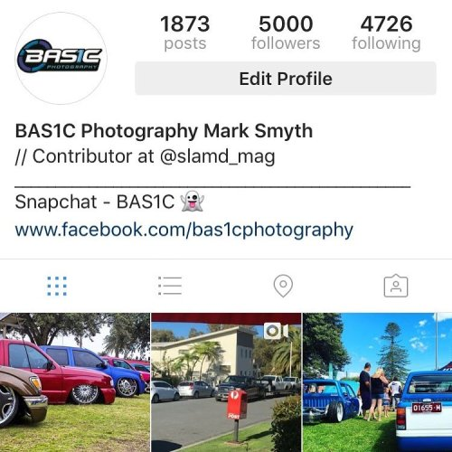 Just hit 5000 followers. Thanks to everyone for there support over the years of sharing minitruck after minitruck. This is a passion of mine and I will continue to bring photos of cars for many years to come. #Bagged #bodied #minitruck #minitruckin...