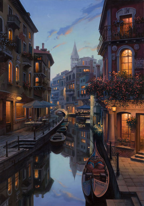 Placidity by Evgeny Lushpin