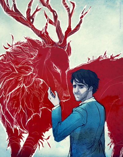 theopteryx:  will graham + the ravenstag