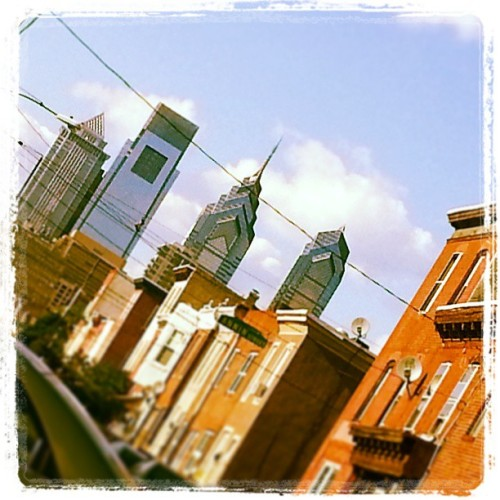 #Philadelphia #Tymorbid #southphilly #city #skyline