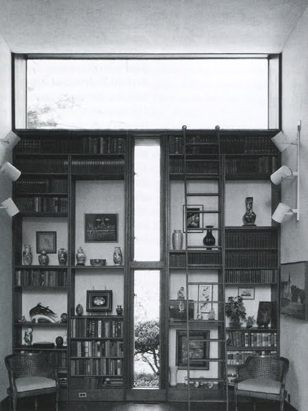 Esherick House in Chestnut Hill, Philadelphia, Pennsylvania - Louis Kahn