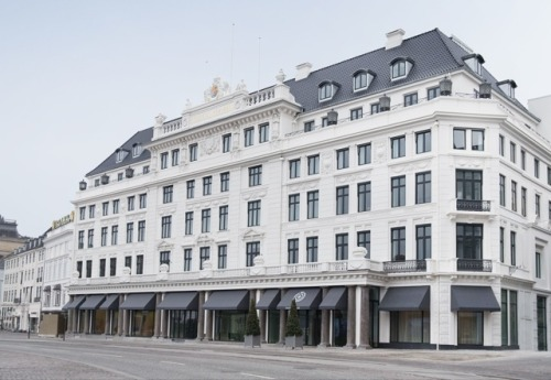 "ordiri:  Re-Opening of Danish luxury ""Hotel d'Angleterre"" in Copenhagen"